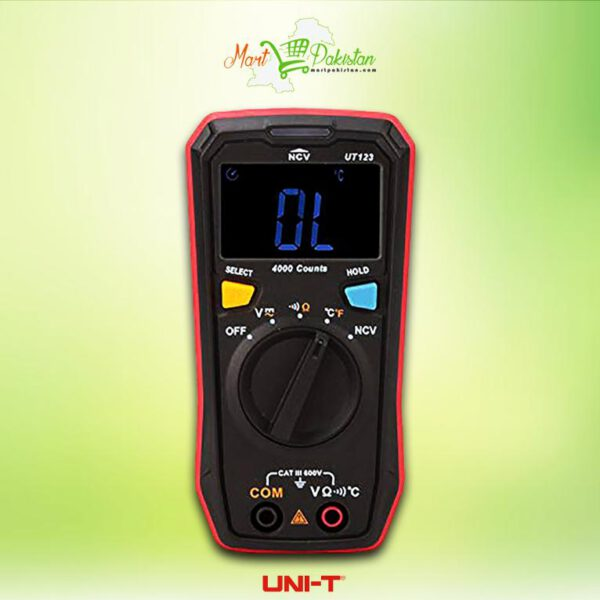 Small size Multimeter