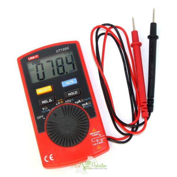 UT120C Pocket Size Type Digital Multimeters