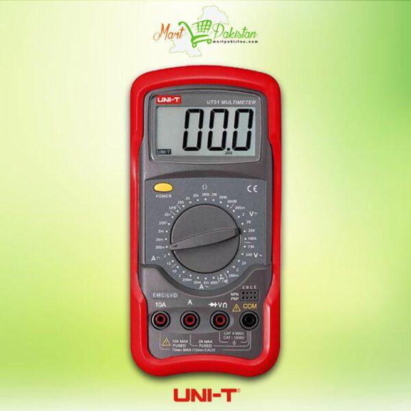 UT51 Standard Digital Multimeters