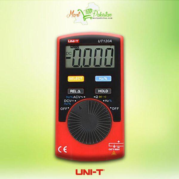 UT120A Pocket Size Type Digital Multimeters