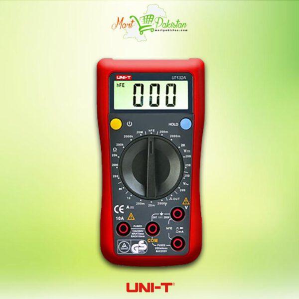 UT132A Plam Size Digital Multimeters