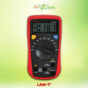 UT136C  Handheld Auto-ranging Digital Multimeters