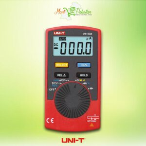 UT120B  Pocket Size Type Digital Multimeters