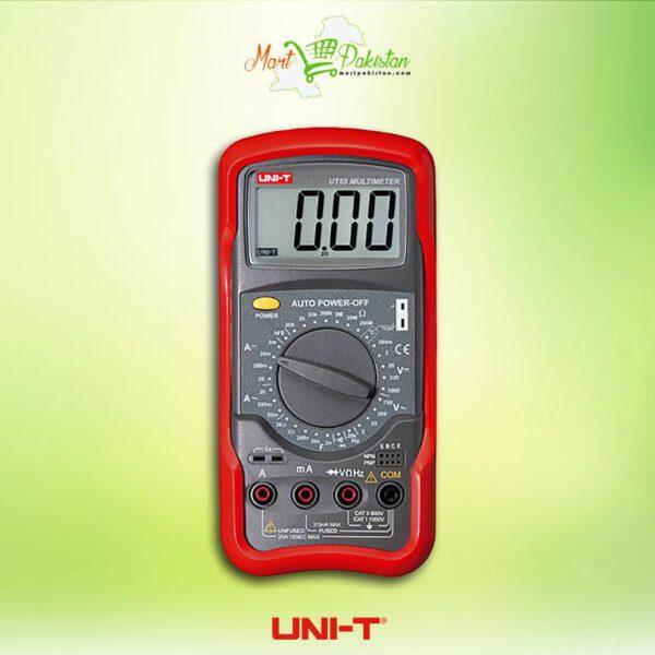 UT55 Standard Digital Multimeters