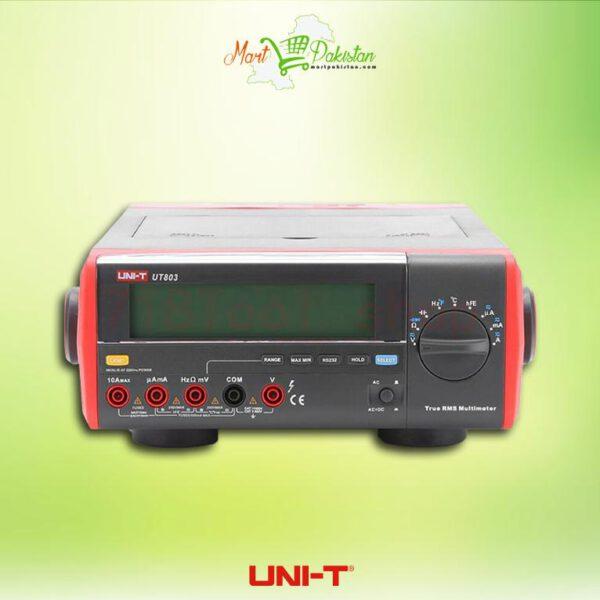 UT803 Bench Type Digital Multimeters