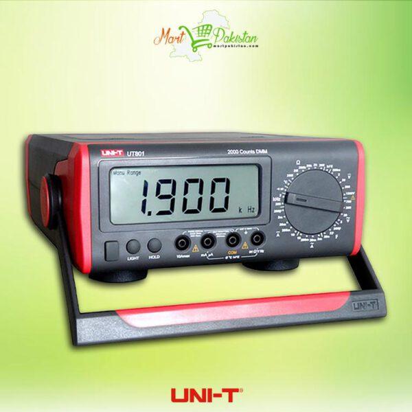 UT801 Bench Type Digital Multimeters