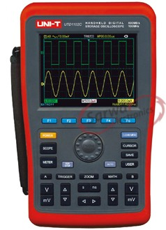 UTD1102C Handheld Digital Storage Oscilloscopes