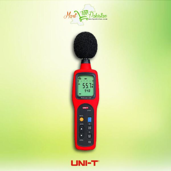 UT351 Sound Level Meters
