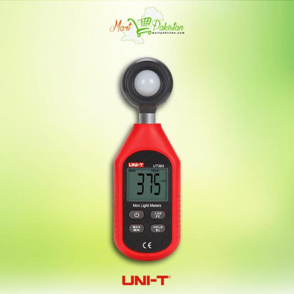 UT383 – Mini Light Meter