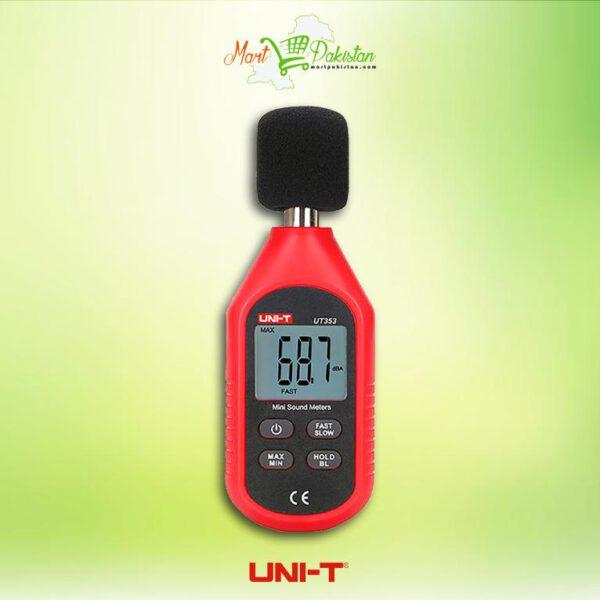 UT353 – Mini Sound Lever Meter