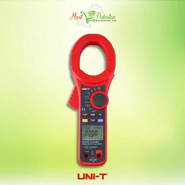 UT222 2500A ACA DCA Digital Clamp Meters
