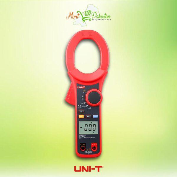 UT220 2000A ACA Digital Clamp Meters