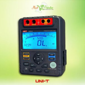 Insulation Resistance Testers UT512