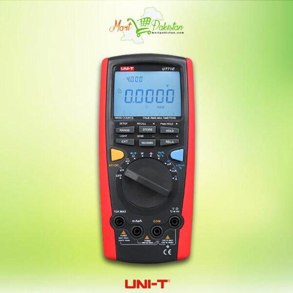 UT71E Intelligent Digital Multimeters
