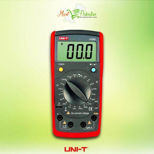 UT603 Inductance Capacitance Meters