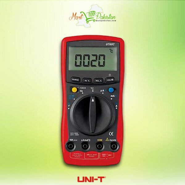 UT60C Modern Digital Multimeters