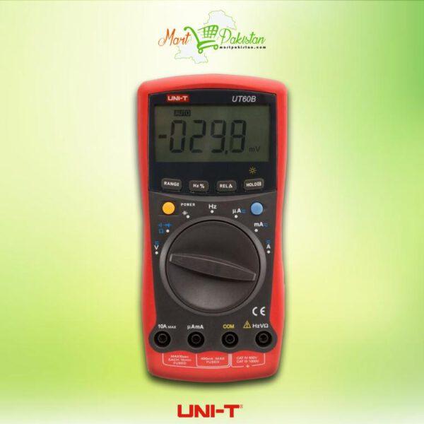 UT60B Modern Digital Multimeters