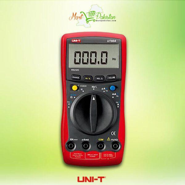 UT60A Modern Digital Multimeters