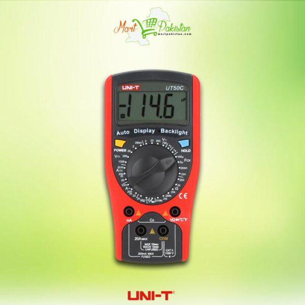 UT50C Modern Digital Multimeters