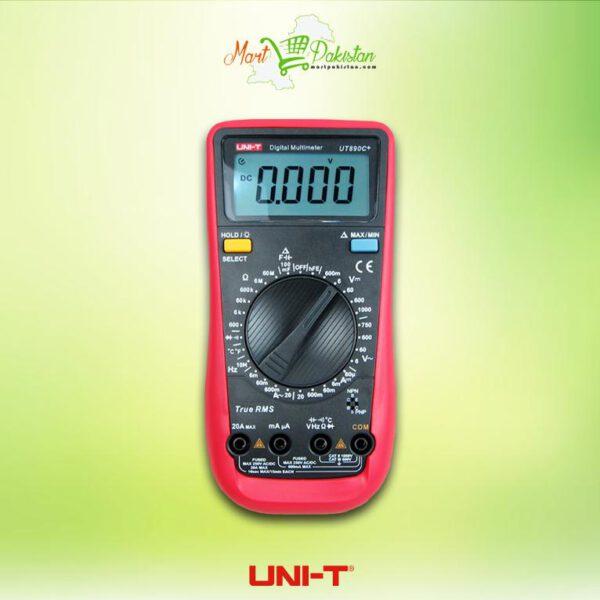 UT890C+ TRMS Digital Multimeter