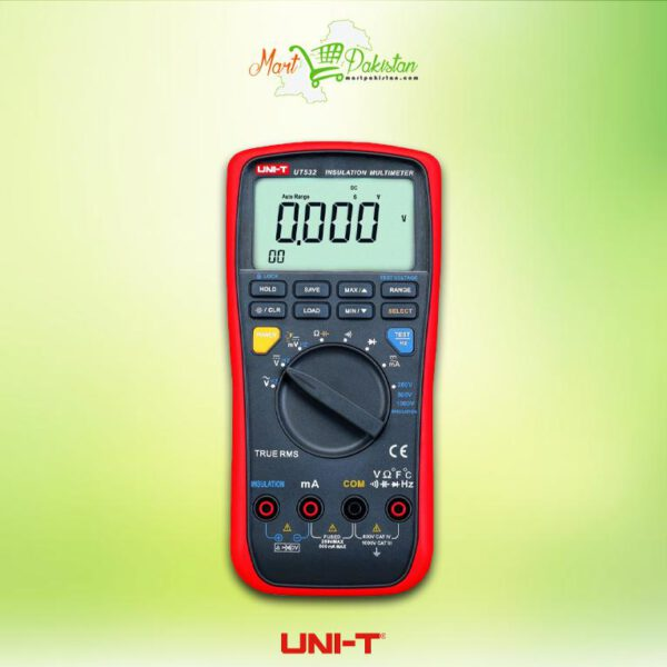 UT532 Insulation Resistance Multimeters