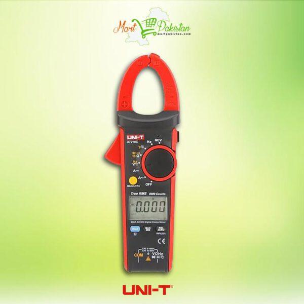 UT216C 600A True RMS Digital Clamp Meters