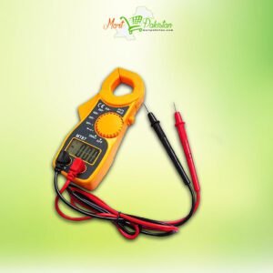 MT87 3 1/2 Digits LCD Digital Clamp Meter