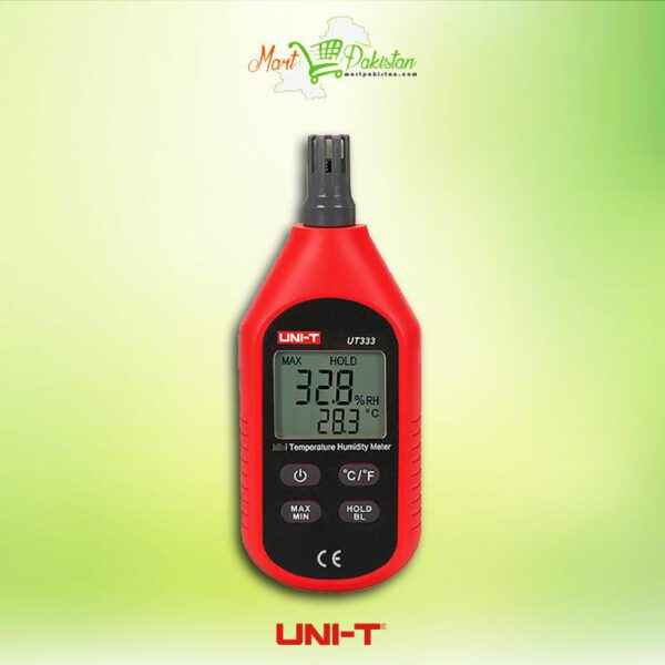 UT333-Mini Temperature Humidity Meter