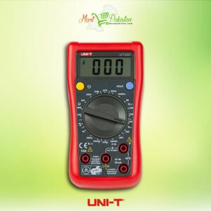 UT132D Plam Size Digital Multimeters