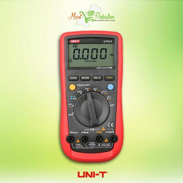 UT61A Modern Digital Multimeters