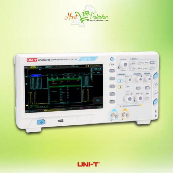 UPO2102CS Ultra Phosphor Oscilloscope