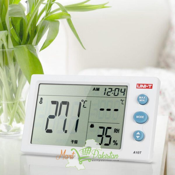 A10T Temperature Humidity Meter