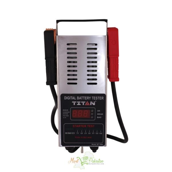 Battery Load Tester – BT 100D