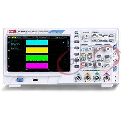 UPO2104CS 4 Channels Ultra Phosphor Oscilloscope