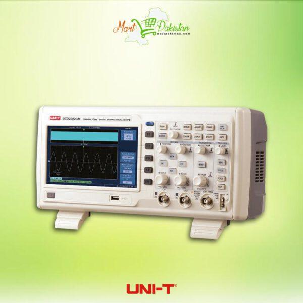 Digital Storage Oscilloscope UTD2202CM