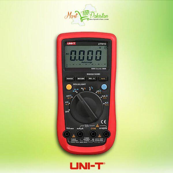 UT61C Modern Digital Multimeters