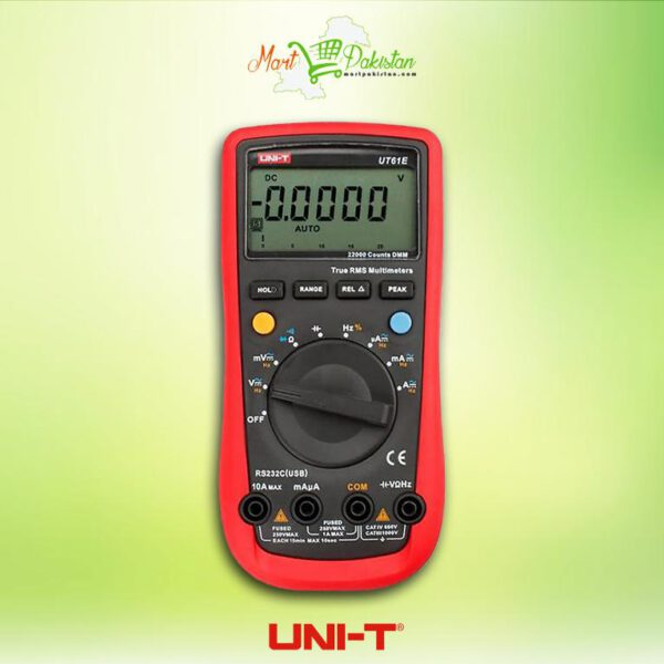 UT61E Modern Digital Multimeters