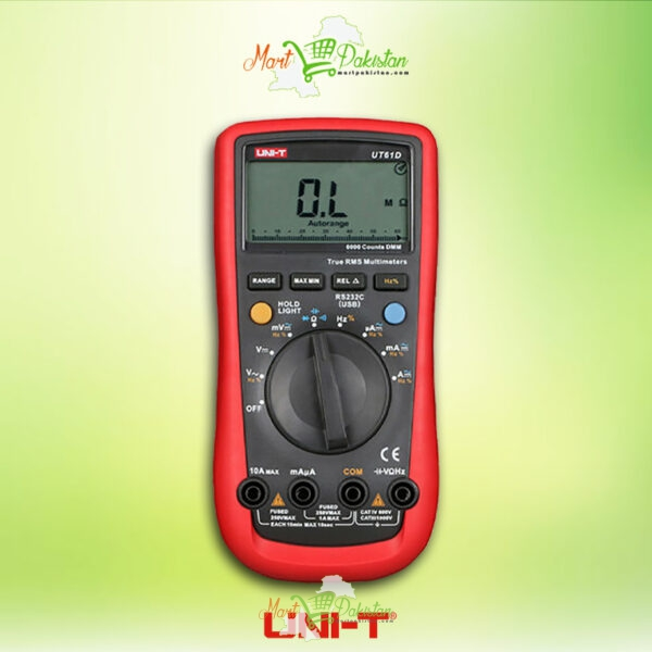 UT61D Modern Digital Multimeters
