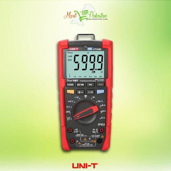 UT195E Professional Digital Multimeters