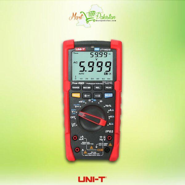 UT195DS Professional Digital Multimeters