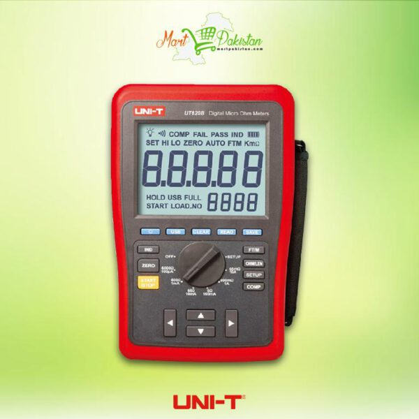 UT620 Series Digital Micro Ohm Meters