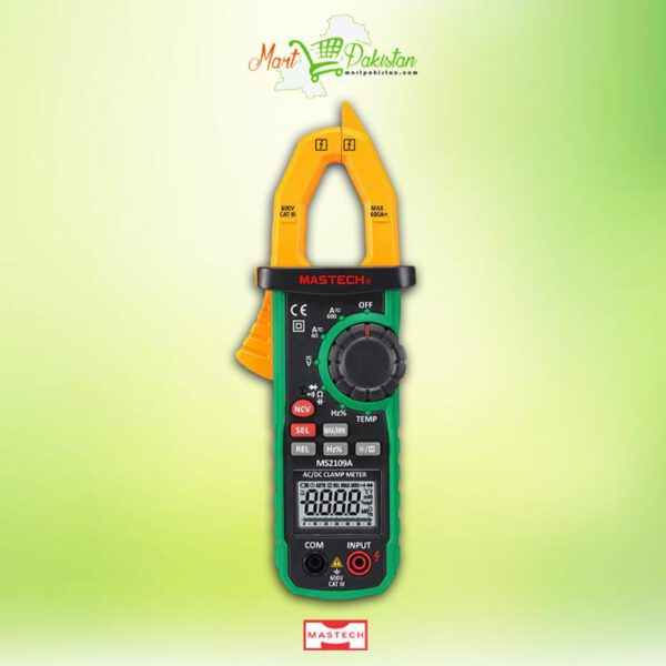 MS 2109A ACA DCA Digital Clamp Meters