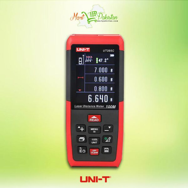 UT395C Professional Laser Distance Meter