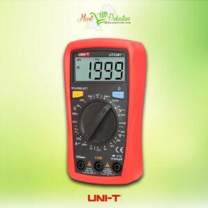 UT33B+ Palm Size Multimeter