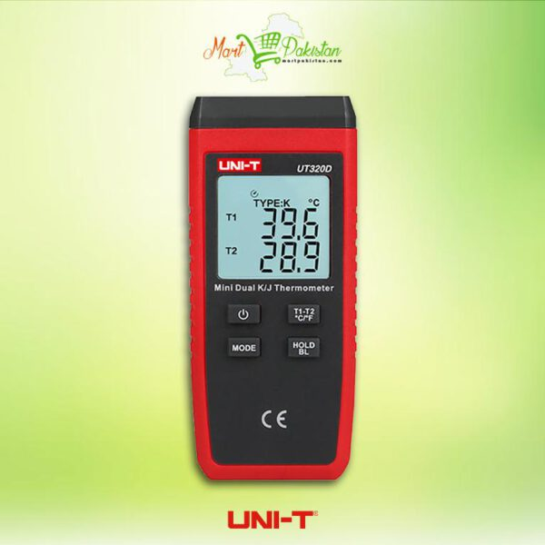 UT320D Mini Contact Type Thermometer