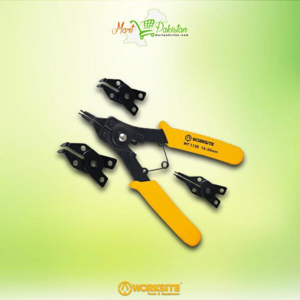 WT 1128, 10~50mm Snap Ring Pliers