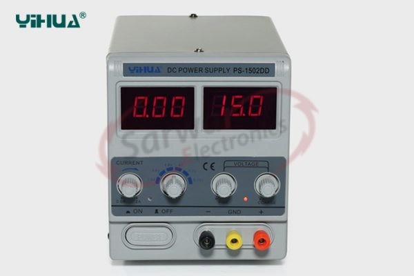 YIHUA 1502DD LED DC Power Supply