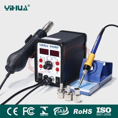 YIHUA 898BD+ 2 Function in 1 Rework Station