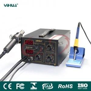 YIHUA 852D+SE (Diaphragm pump) Solder Station