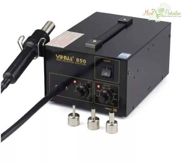 YIHUA 850 Hot Air Heat Gun Rework Station